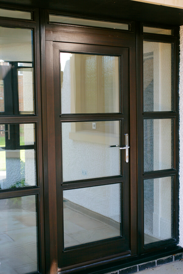Ready Hung Door