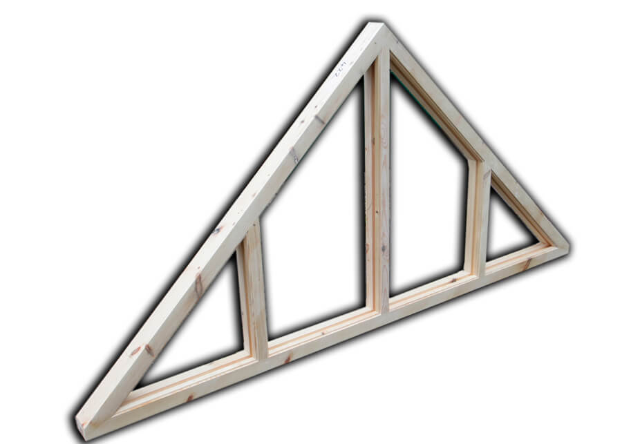 Apex Window Frame