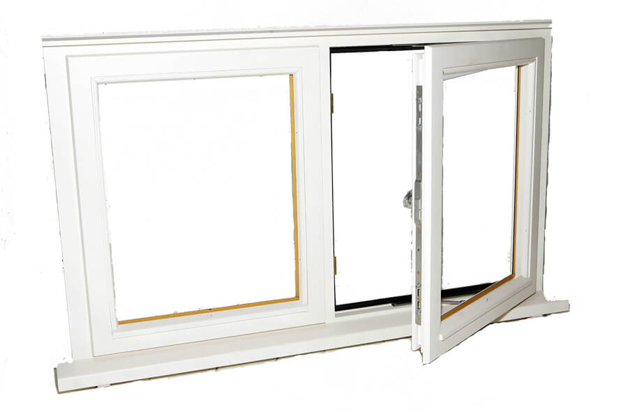 Standard Espagnolette Window