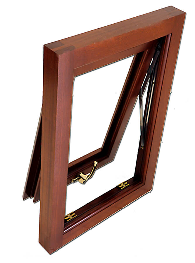Top-Hung Espagnolette Window